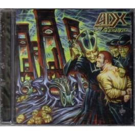 ADX - Terreurs - CD