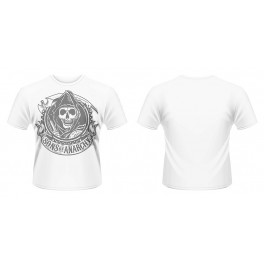 SONS OF ANARCHY - Reaper - TS Blanc