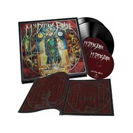 "MY DYING BRIDE - Feel the Misery - 2-CD + 2-10"" Earbook"