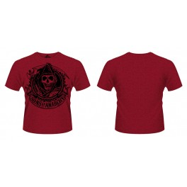 SONS OF ANARCHY - Reaper Banner - TS Rouge