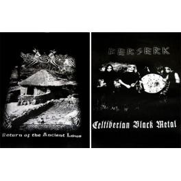 BERSERK - Return Of The Ancient Laws - Hood