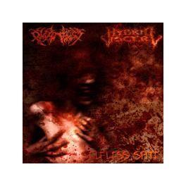 PSYCHOFAGIST / HYBRID VISCERY - Selfless Spite - Split CD