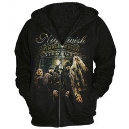 NIGHTWISH - IMAGINAERUM - Veste Sherpa M
