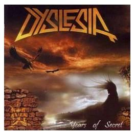 DYSLESIA - Years of secret - CD