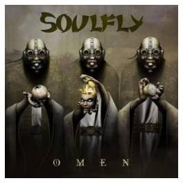 SOULFLY - Omen - CD
