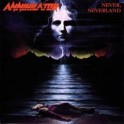 ANNIHILATOR - Never, neverland - CD