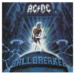 AC/DC - Ballbreaker - CD