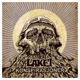 LAKEI - Konspirasjoner - CD