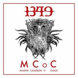 1349 - Massive Cauldron Of Chaos - CD