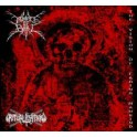 TEMPLE OF BAAL / RITUALIZATION - The vision of fading mankind - Split CD Digi