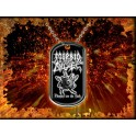 DOG TAG - MORBID ANGEL - Blessed Are The Sick