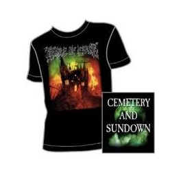 CRADLE OF FILTH - Cemetery and Sundown - TS