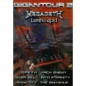 GIGANTOUR 2 - Megadeth, Lamb Of God... - DVD
