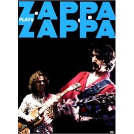 FRANK ZAPPA - ZAPPA plays ZAPPA - 2-DVD