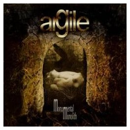 ARGILE - Monumental Monolith - CD Fourreau