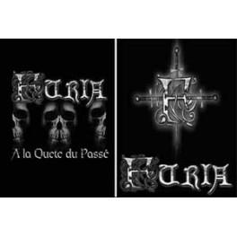 FURIA - A la quête du passé Skull - Sweat Shirt XL