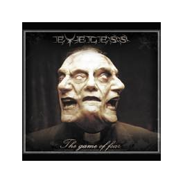 EYELESS - The Game Of Fear - CD Digipack