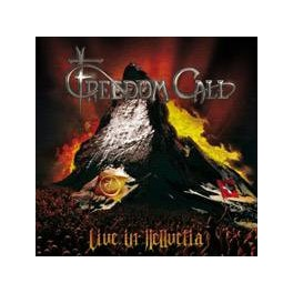 FREEDOM CALL - Live In Hellvetia - 2-CD