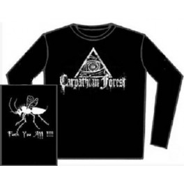 CARPATHIAN FOREST - Fuck You All / Insects - LS