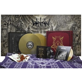"WATAIN - The Wild Hunt - Box 2-LP + CD + 7""Ep"