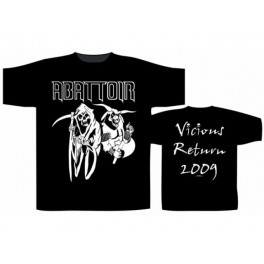 ABATTOIR - Vicious Return 2009 - TS