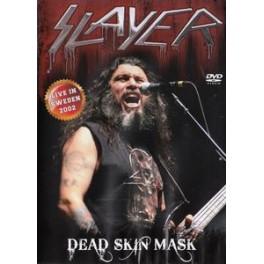 SLAYER - Dead skin mask - DVD
