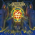 ANTHRAX - For All Kings - 2-LP Transparent Gatefold