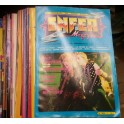 Enfer Magazine Lot Collector 25 Mag N°1 à 24 (+ 4bis)