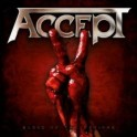 ACCEPT - Blood Of The Nations - CD + Bonus