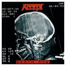 ACCEPT - Death Row - CD