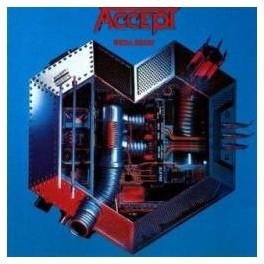 ACCEPT - Metal Heart - CD