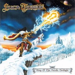 LUCA TURILLI - King Of The Nordic Twilight - CD 2nd Hand