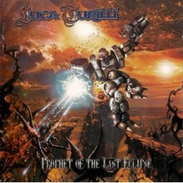 LUCA TURILLI - Prophet Of The Last Eclipse - CD Occasion