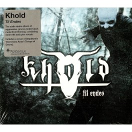 KHOLD - Til Endes - CD Fourreau