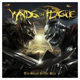 WINDS OF PLAGUE - The Great Stone War - CD