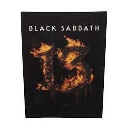 BLACK SABBATH - 13 - Dossard