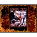 CANNIBAL CORPSE - Tomb Of The Mutilated - Dossard