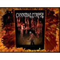 CANNIBAL CORPSE - Torture - Dossard
