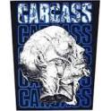 CARCASS - Necroticism - Dossard