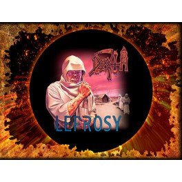 DEATH - Leprosy - Dossard