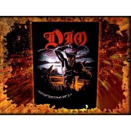 DIO - Holy Diver - Dossard