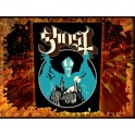 GHOST - Opus Eponymous - Dossard