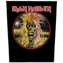 IRON MAIDEN - Iron Maiden - Dossard