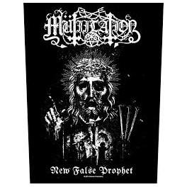 MUTIILATION - New False Prophet - Dossard