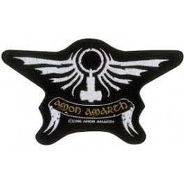 Patch AMON AMARTH - Crest Cut Out