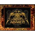 Patch AMON AMARTH - Raven Skull