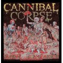 Patch CANNIBAL CORPSE - Gore Obsessed