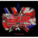 Patch GUNS N' ROSES - Union Jack Logo