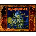 Patch IRON MAIDEN - Live after Death