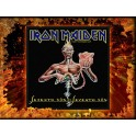 Patch IRON MAIDEN - Seventh son of a Seventh Son
